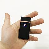 Зажигалка спиральная USB TH-705 2IN1 Газ + USB, фото 6