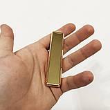 Зажигалка спиральная USB ZGP-1. Цвет: золотой, фото 9