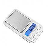 Карманные весы брелок MATARIX MX-200GM, высокоточные ювелирные электронные весы, фото 4