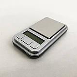 Карманные весы брелок MATARIX MX-200GM, высокоточные ювелирные электронные весы, фото 8