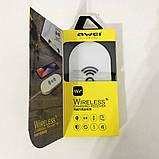 Беспроводное зарядное устройство Awei W2. Цвет: белый, фото 7