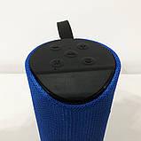 Колонка портативная bluetooth влагостойкая JBL TG-113 (аналог). Цвет: синий, фото 5