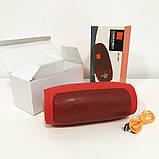 Колонка портативная акустическая система Charge Mini E3 (аналог). Цвет: красный, фото 5