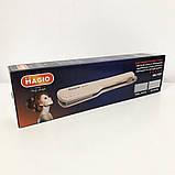 Щипцы для волос MAGIO MG-175P с насадками для гофре, фото 7
