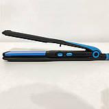 Щипцы, плойка для волос, выпрямитель GEMEI GM-1961, фото 7