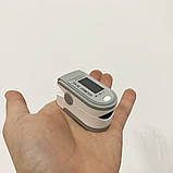 Пульсоксиметр FINGERTIP PULSE Oximeter SP07, фото 5