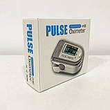 Пульсоксиметр FINGERTIP PULSE Oximeter SP07, фото 6