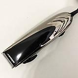 Проводная профессиональная машинка для стрижки волос GEMEI GM-813, фото 6