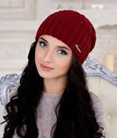 """Женская шапка  """"Аврора""""."""