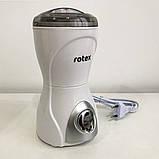 Кофемолка ROTEX RCG06 White. Цвет: белый, фото 3