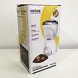 Кофемолка ROTEX RCG06 White. Цвет: белый, фото 6