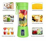 Блендер Smart Juice Cup Fruits USB. Цвет: фиолетовый, фото 9