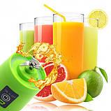 Блендер Smart Juice Cup Fruits USB. Цвет: фиолетовый, фото 10