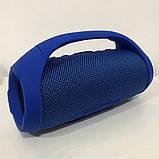 Колонка JBL BOOMBOX Mini (аналог). Цвет: синий, фото 3