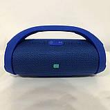 Колонка JBL BOOMBOX Mini (аналог). Цвет: синий, фото 4