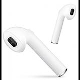 Беспроводные наушники с сенсорным управлением Unit i11 TWS Sensor Stereo Bluetooth 5.0. Цвет: белый, фото 4