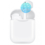 Беспроводные наушники с сенсорным управлением Unit i11 TWS Sensor Stereo Bluetooth 5.0. Цвет: белый, фото 6