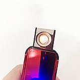 Зажигалка электрическая. Цвет: красный, фото 7