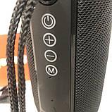 Bluetooth-колонка TG-117 портативная влагостойкая. Цвет: черный, фото 10