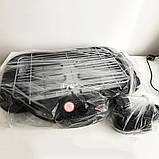 Электрический гриль для барбекю LIVSTAR LSU-1319, фото 3