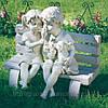 Садовая скульптура из гранита и мрамора