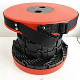 Раскладной стул, складной табурет Retractable Stool. Цвет: красный, фото 8