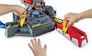 Хот Вилс Мега авто трек Головокружительные Виражи, Spin Storm Playset Hot Wheels, фото 5