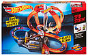 Хот Вилс Мега авто трек Головокружительные Виражи, Spin Storm Playset Hot Wheels, фото 9