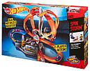 Хот Вилс Мега авто трек Головокружительные Виражи, Spin Storm Playset Hot Wheels, фото 10