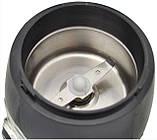 Кофемолка DOMOTEC MS-1107 Серая (150Вт, 50г), фото 3
