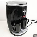 Кофеварка LIVSTAR LSU-1190. Цвет: черный, фото 2
