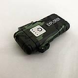 Зажигалка импульсная JL317 Explorer, фото 9