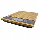 Весы кухонные DOMOTEC MS-A Wood, фото 2
