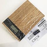 Весы кухонные DOMOTEC MS-A Wood, фото 6