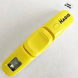 Весы багажные MAGIO MG-145. Цвет: желтый, фото 6