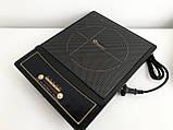 Электроплита DOMOTEC MS-5832 (индукционная на 1 конфорку/1ИД), фото 5