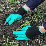 Садовые перчатки Garden Glove, фото 2