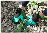 Садовые перчатки Garden Glove, фото 3