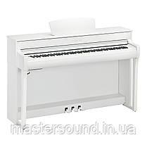 Цифрове піаніно Yamaha Clavinova CLP-735 White