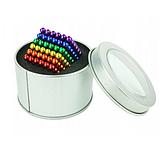 Магнитный конструктор Нео NeoCube Разноцветный, фото 4