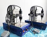 Ультразвуковой паяльник для пайки медицинских масок. 3000шт за смену. Работа от 220V, фото 9
