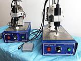 Ультразвуковой паяльник для пайки медицинских масок. 3000шт за смену. Работа от 220V, фото 10