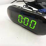 Часы VST VST-717 настольные 220В будильник, фото 8