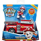 Paw Patrol  Щенячий патруль Маршал с пожарной машиной Marshall's Fire Fightin' Truck Marshall, фото 5