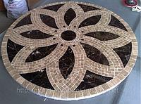 Мозаика из гранита и мрамора, фото 1