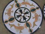 Мозаика из гранита и мрамора, фото 3
