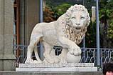 Садовая скульптура из гранита и мрамора, фото 5