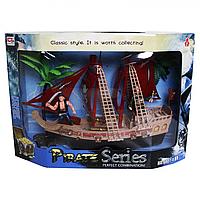 Корабль пиратов 0807-41 Игрушки для мальчиков