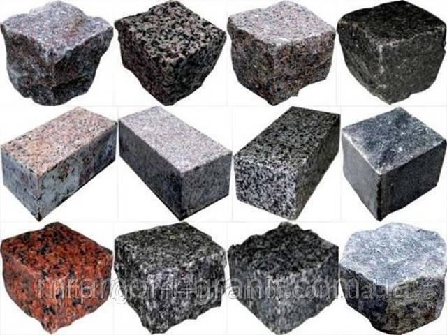 Поставка изделий из природного камня