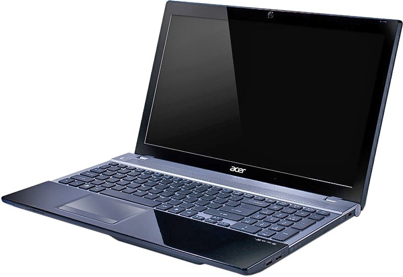 Ноутбук Acer ASPIRE V3-571G-Intel Core-I7-3610QM-2.30GHZ-4GB-DDR3-320Gb-HDD-W15.6-Web-(B)-Б/У